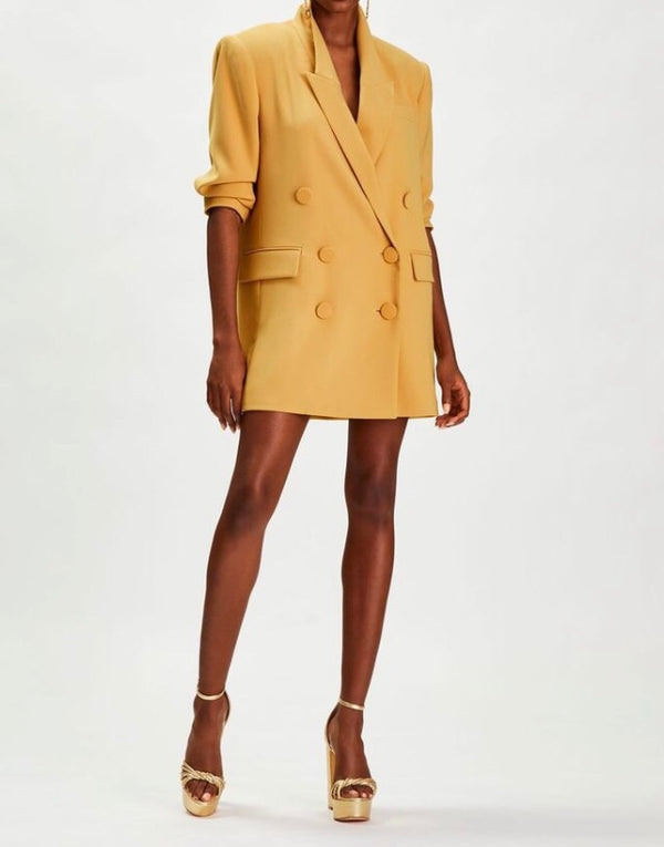 Oversized double-breasted Jacket Dress (pre-order)