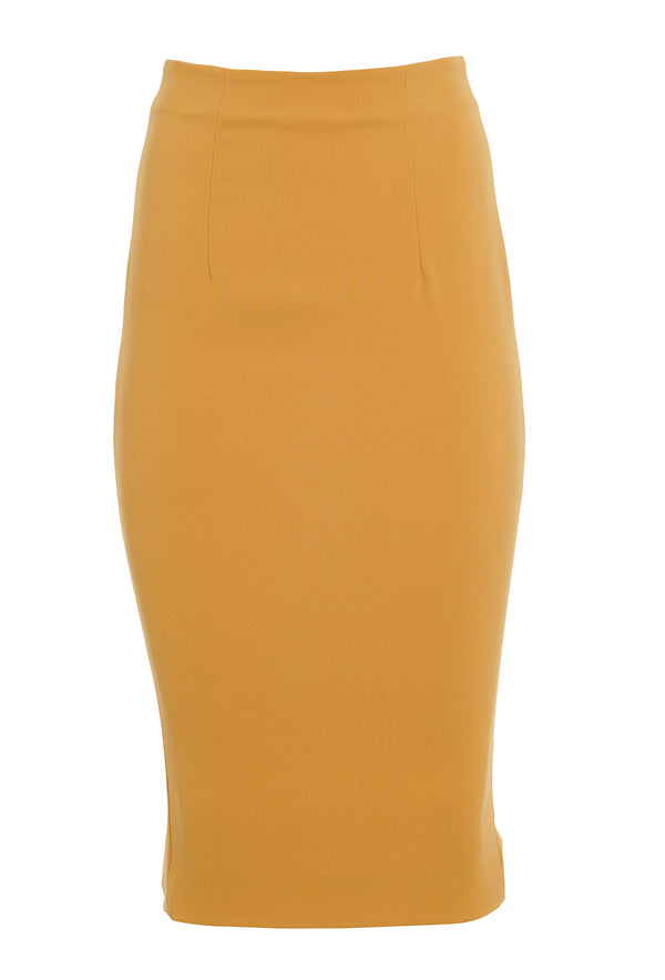 Midi pencil skirt (pre-order)