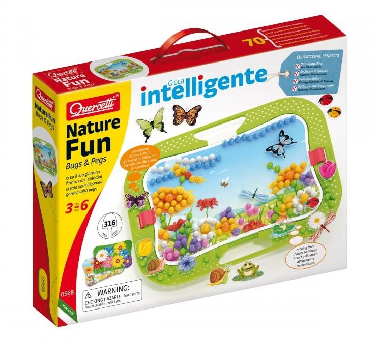 Nature Fun Bugs & Pegs