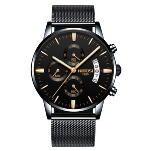 High Fashion Luxury Quartz Watch