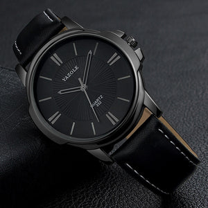 Luxury European Wrist Watch