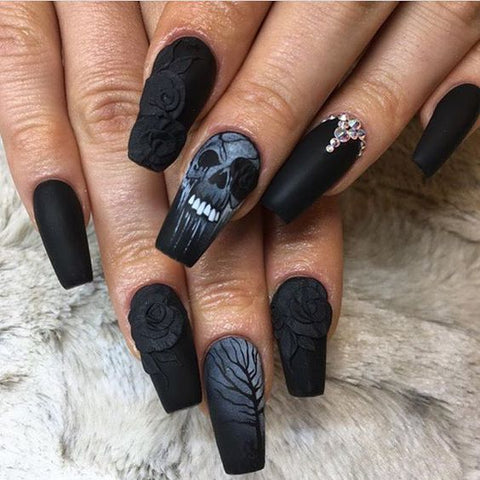 Black owned nail store