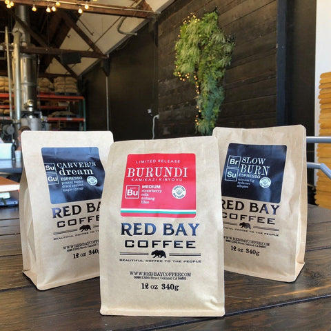 redbay coffee- black owned coffee shop