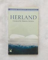 Herland by Charlotte Perkins Gilman (used paperback)