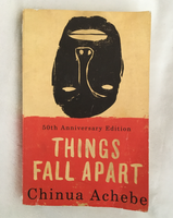 Things Fall Apart by Chinua Achebe (used paperback)
