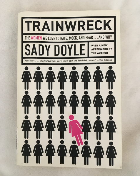 Trainwreck by Sandy Doyle (used paperback)