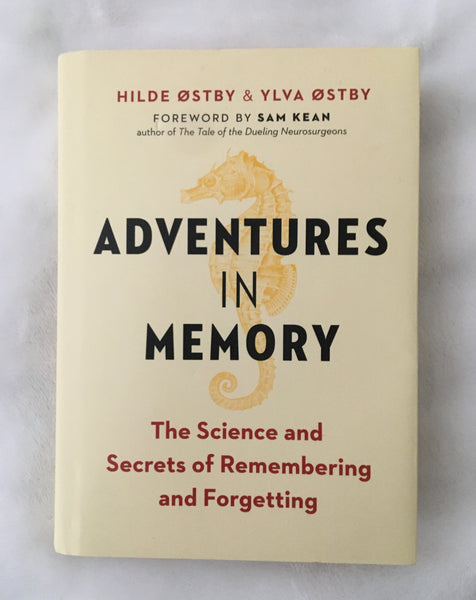 Adventures in Memory by (Hilde Ostby & Yluva Ostby (used hardcover)
