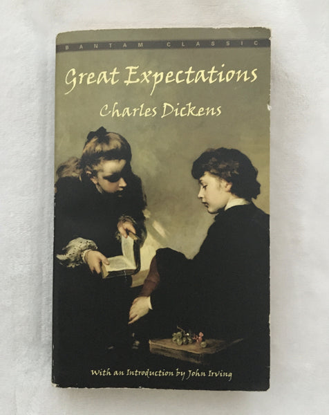 Great Expectations by Charles Dickens (used paperback)