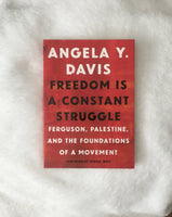 Freedom is a Constant Struggle by Angela Davis (used paperback)