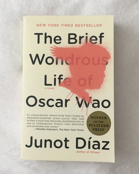 The Brief Wondrous Life of Oscar Wao by Junot Diaz (new paperback)