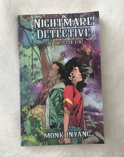 Nightmare Detective Monk Inyang (used paperback)