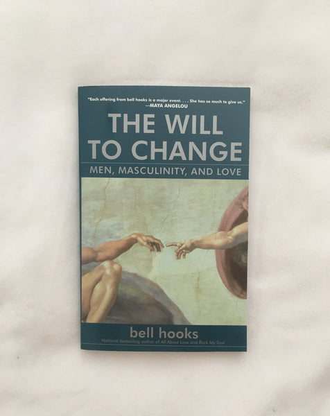 The Will to Change by bell hooks (used paperback)