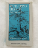 Wuthering Heights by Emily Bronte (used paperback)