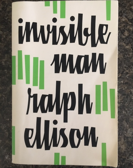 Invisible Man by Ralph Ellison (new paperback)