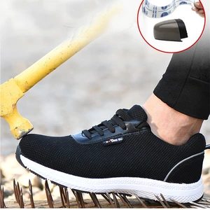 Safety Steel Toe Cap Light Work Shoes