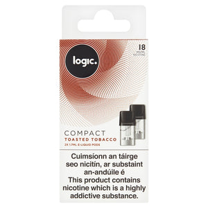 Logic Compact Toasted Tobacco