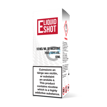 Nicotine E Liquid Shot 70VG / 30PG - 10ml