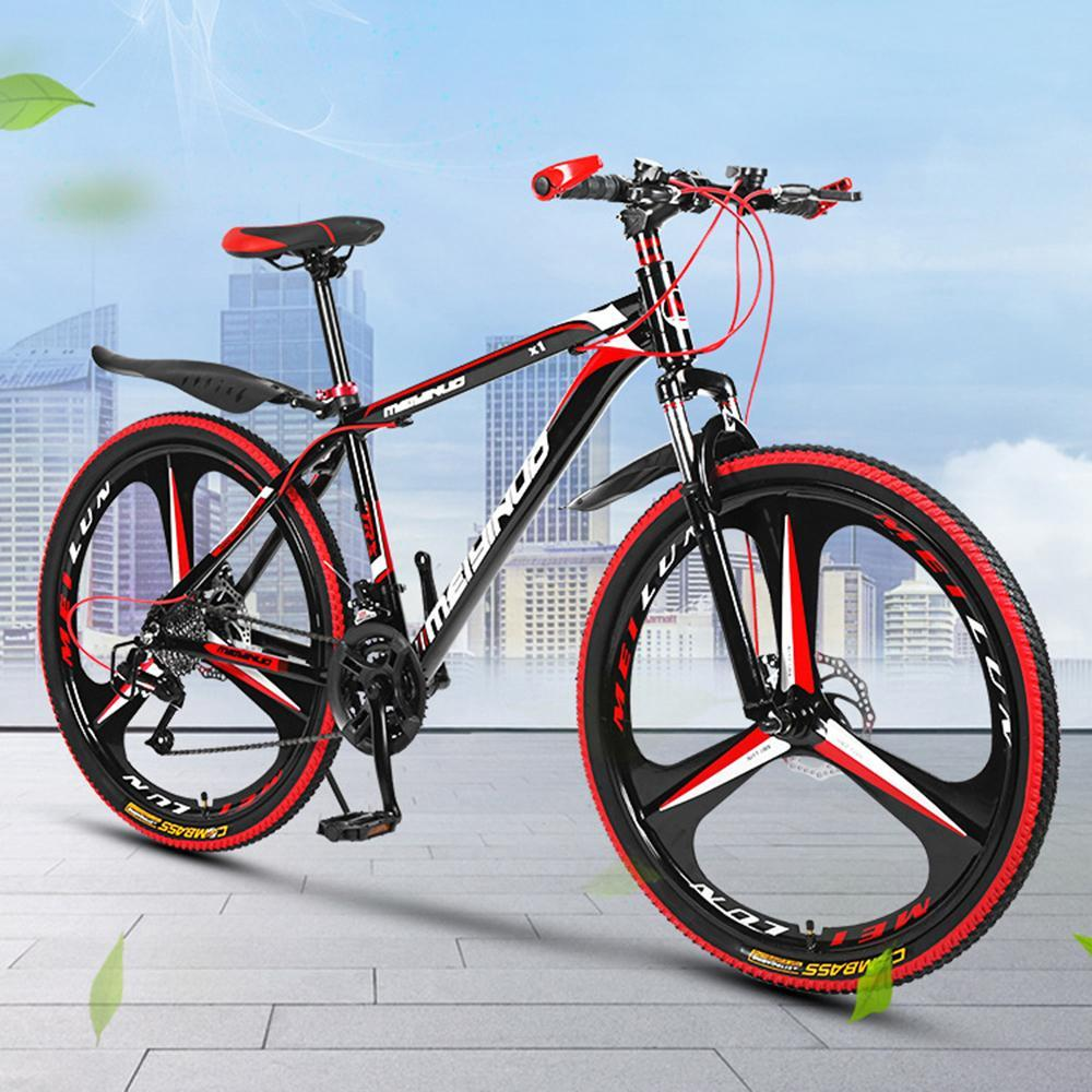 Kuselle 26inches 21-27 Speed Fashion Bike Mountain Bike Outdoors Bicycle