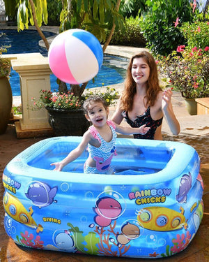 Kuselle Summer Children Family Swimming Pool