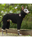 Kuselle Fashion Pet Clothing Warm Cotton Clothing