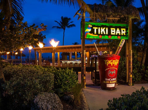 Tiki Bar USA