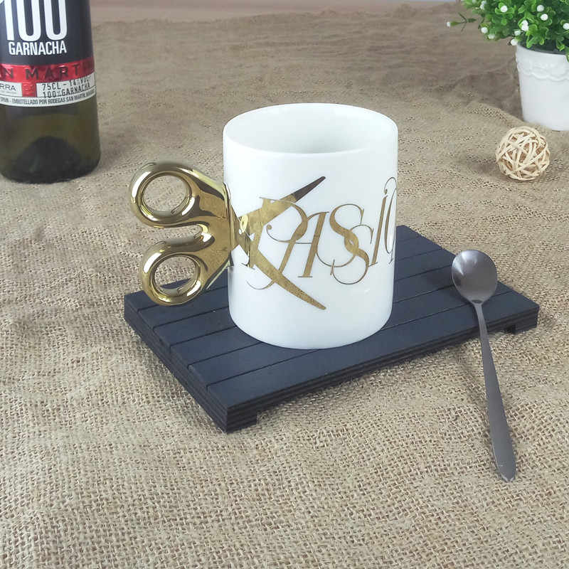 Scissors Coffee Cup