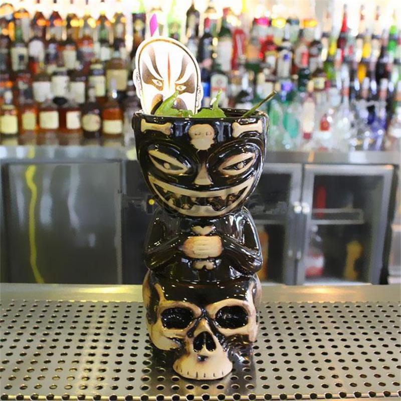 Tiki Mug Cannibal