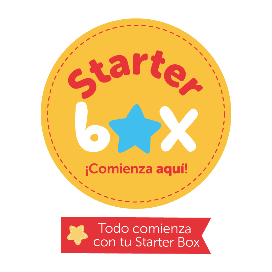 Toolbox Starter BOX - Tool-be