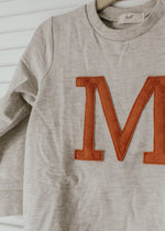 Load image into Gallery viewer, Baby Classic Letter Sweatshirt