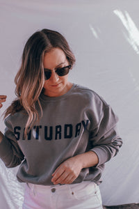 Saturday Sweatshirt