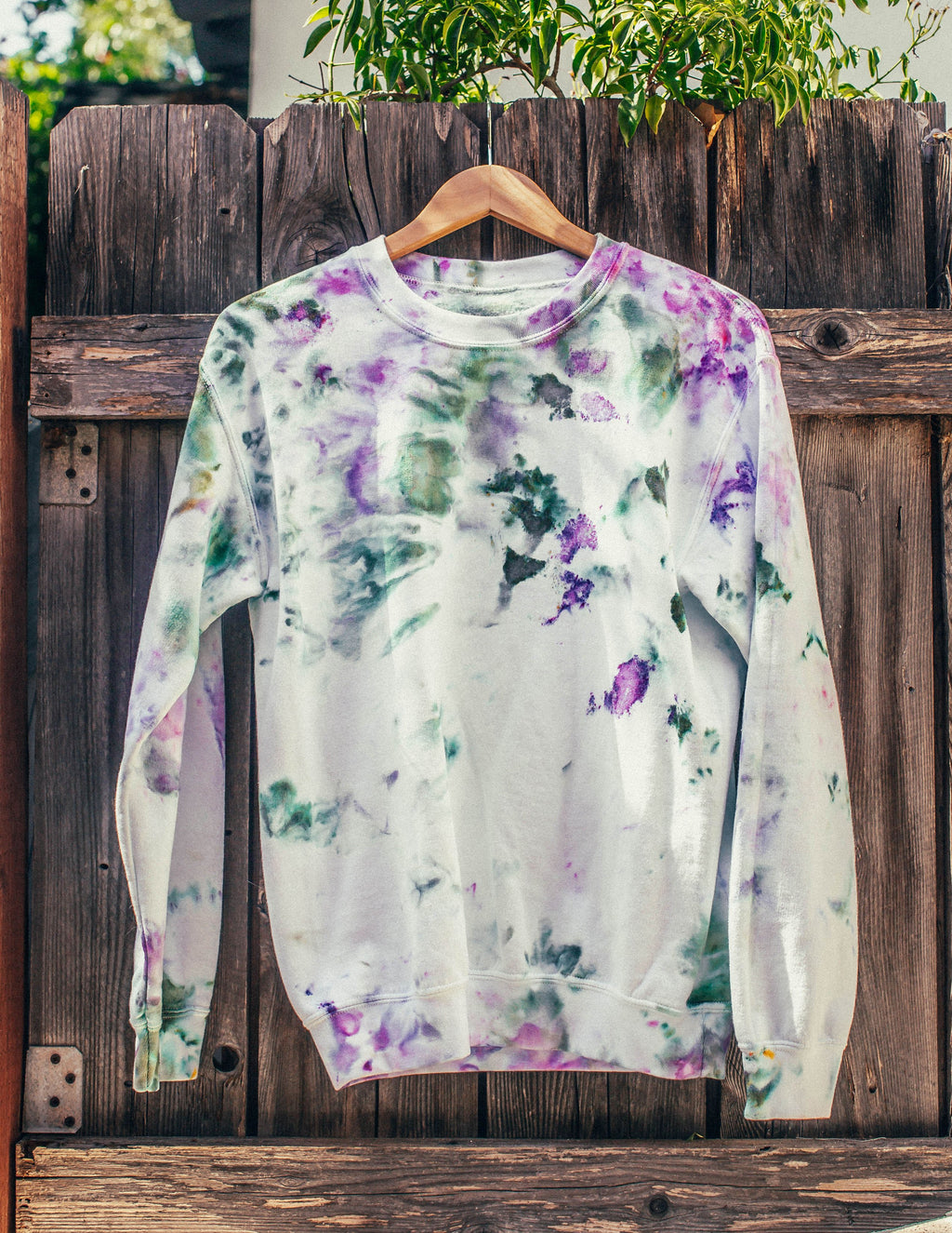 Ice Tie-Dye Sweatshirt - Magill Clothing