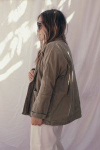Pre-Order : Cardiff Canvas Jacket - Magill Clothing