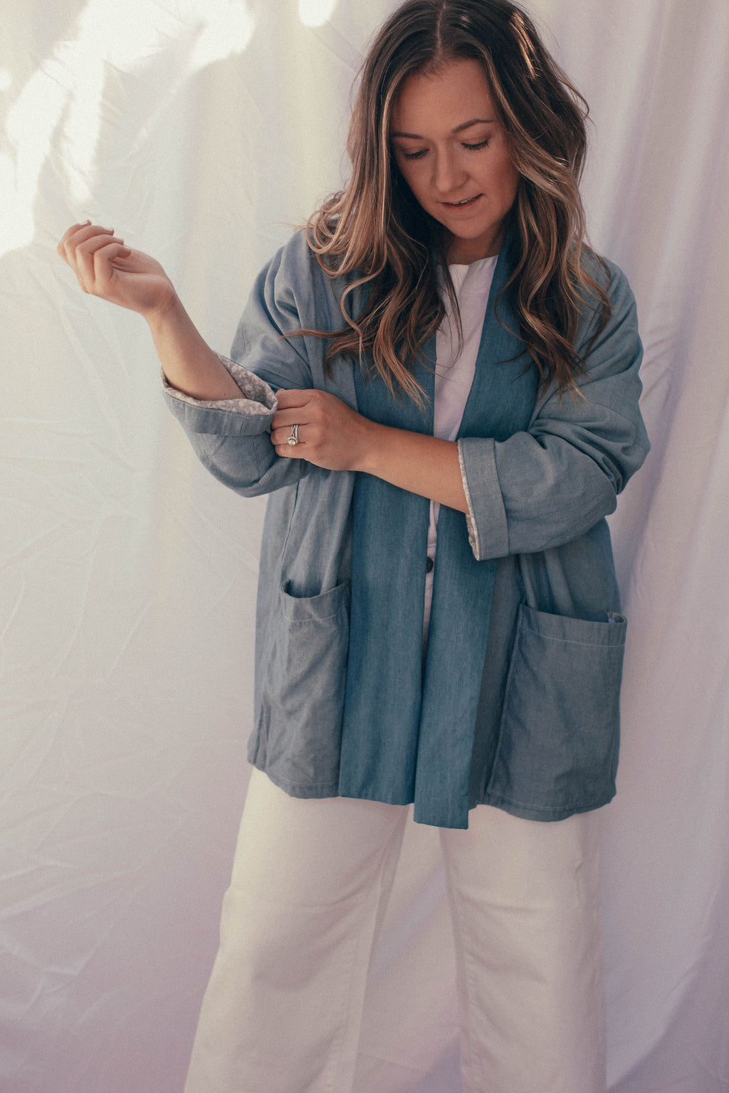 Pre-Order : Windansea Chambray Jacket - Magill Clothing