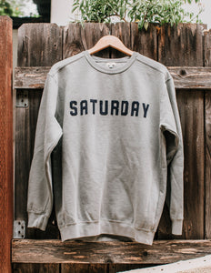 Saturday Sweatshirt - Magill Clothing