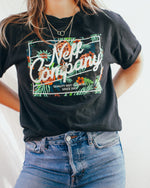 Load image into Gallery viewer, Vintage Tee : Neff Tropical Tee