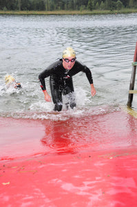 Half Iron Distance Triathlon (single or multi-day challenge)