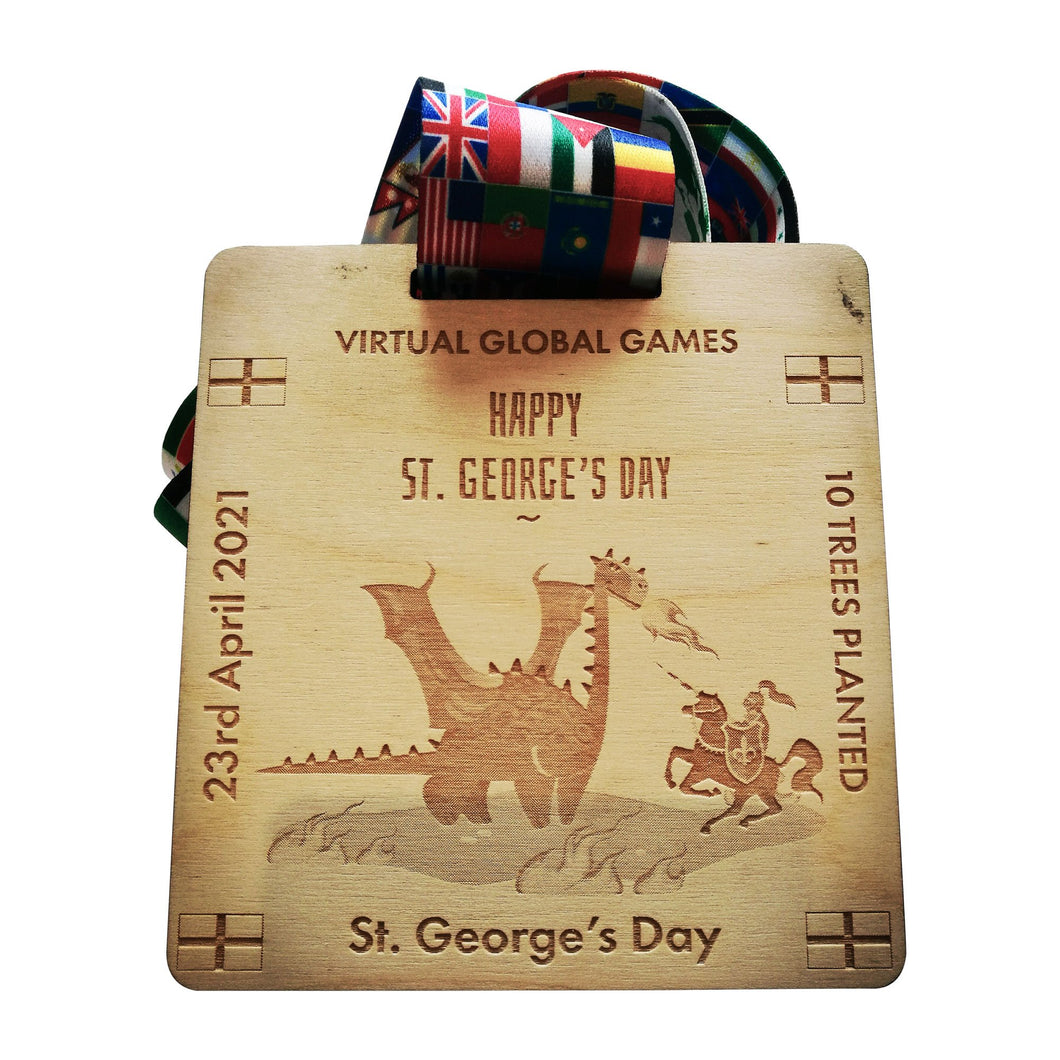 St George's Day Run - 23rd April 2021