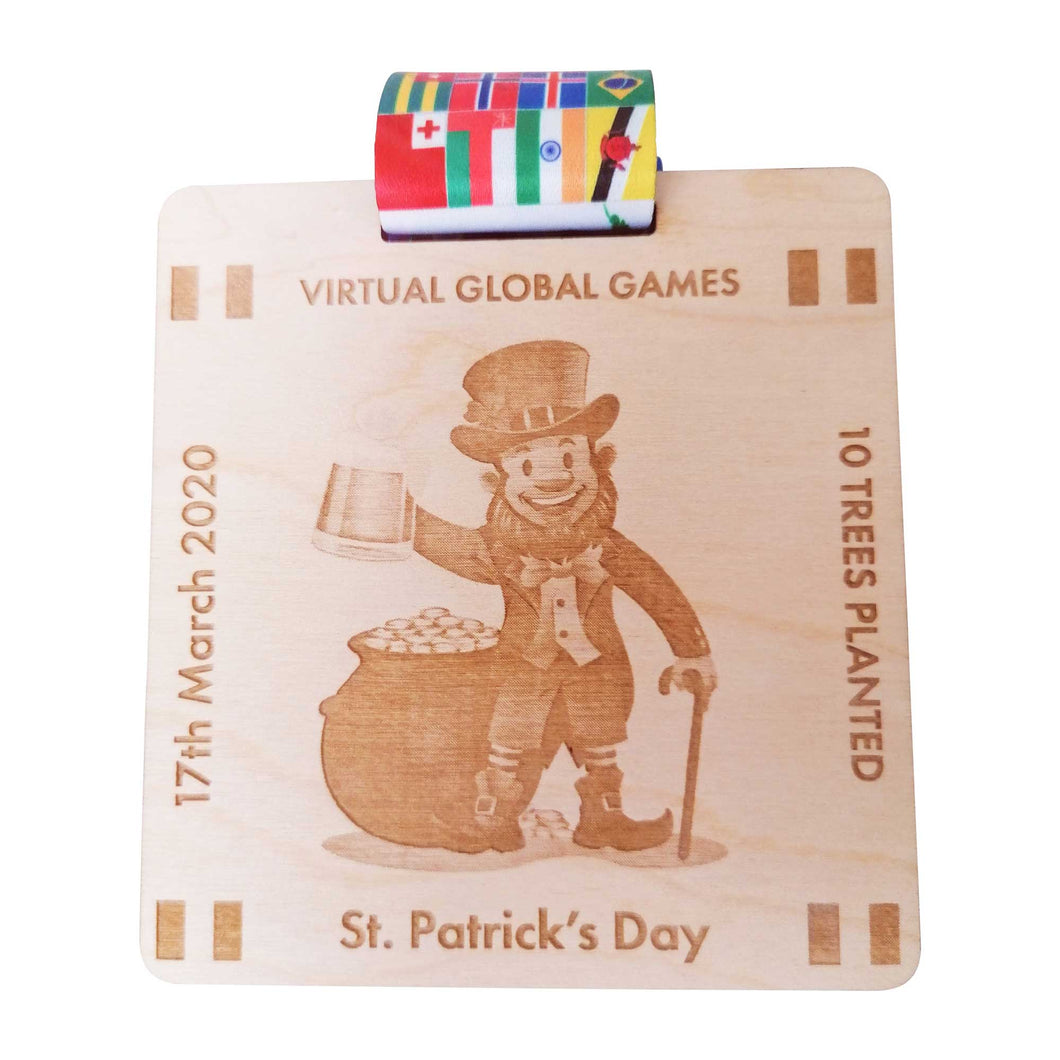 St Patrick's Day Run - 17th March 2021