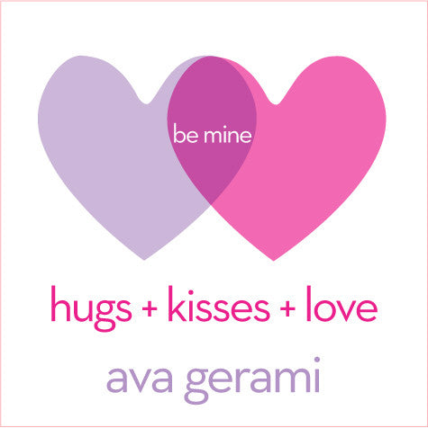 hugs kisses love