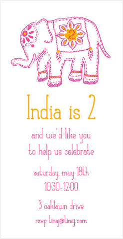 india elephant birthday