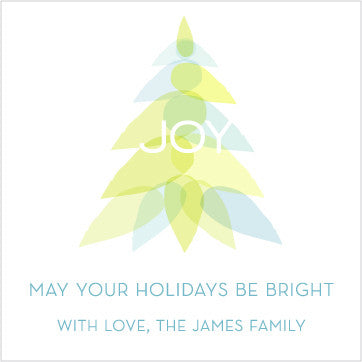 joy tree sticker - tina j studio  - 1