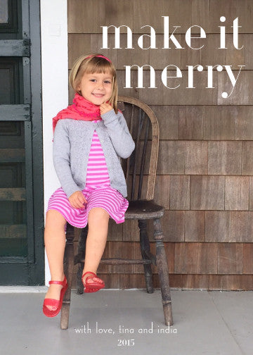 make it merry - tina j studio  - 1