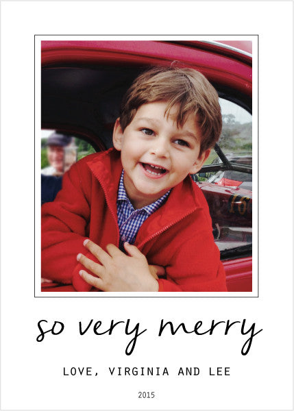 so very merry - tina j studio  - 1