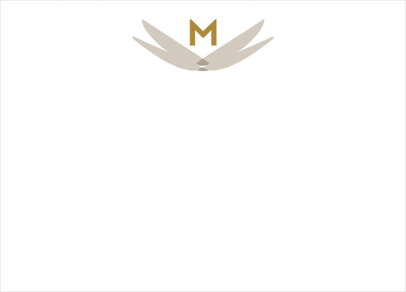 wings monogram