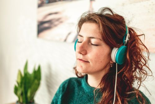 Music can be an effective tool for stress management