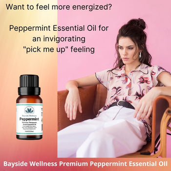 Pure Premium 100% pure peppermint essential oil