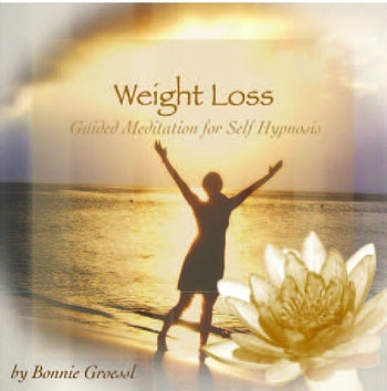 Weight Loss Guided Meditation for Self Hypnosis by Bonnie Groessl