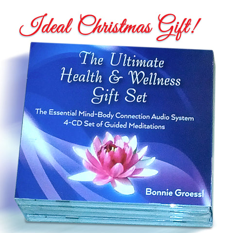 gift set of 4 CDs gift idea