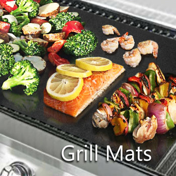 premium grill mats work on any type of grill charcoal electric or gas