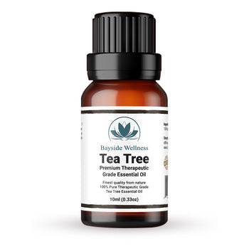 Premium 100% pure tea tree essential oil